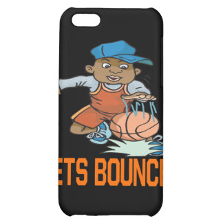 Lets Bounce Cover For iPhone 5C