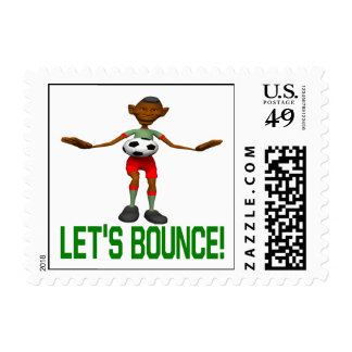 Lets Bounce Postage