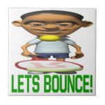 Lets Bounce Tile