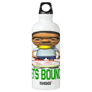 Lets Bounce Water Bottle