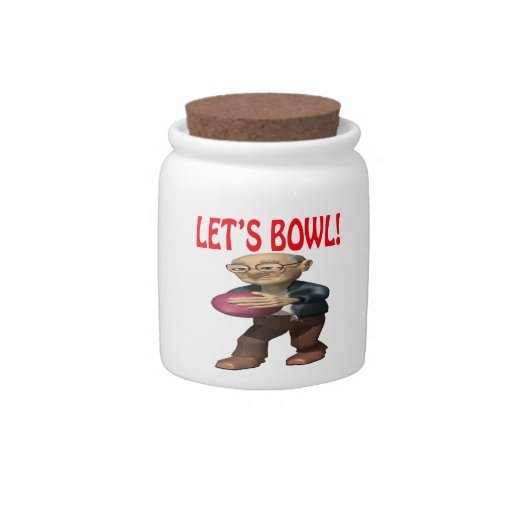 Lets Bowl Candy Dishes