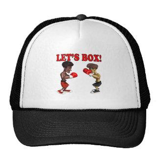 Lets Box 2 Trucker Hat