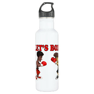 Lets Box 2 Stainless Steel Water Bottle