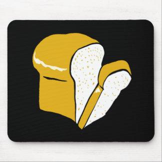 Lets Break Bread Mouse Pad