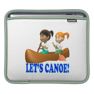Lets Canoe 2 Sleeves For iPads
