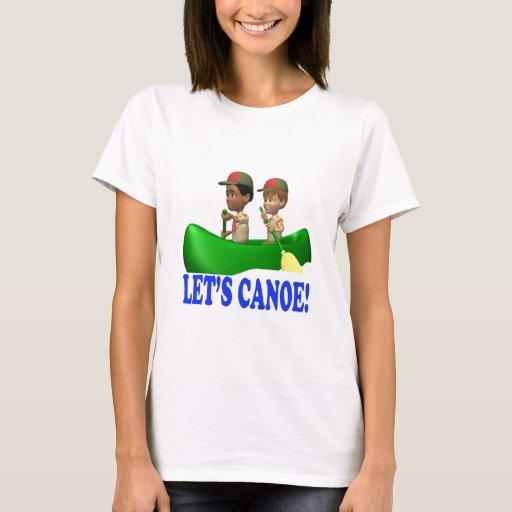 Lets Canoe T-Shirt