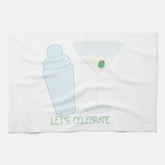 Let's Celebrate Towel