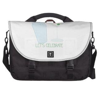 Let's Celebrate Laptop Commuter Bag