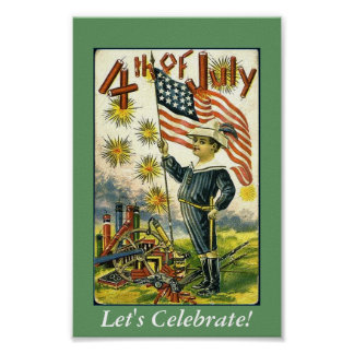 Let's Celebrate Poster