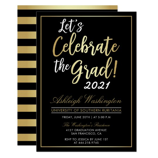 college graduation party invitations & announcements | zazzle, Party invitations
