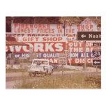 Let's Celebrate! - Vintage Postcard