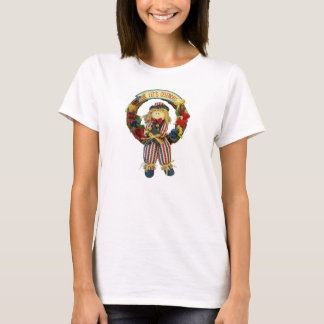 Let's Celebrate with Patriotic Scarecrow T-Shirt