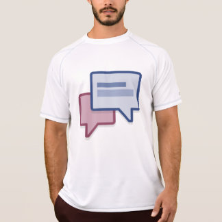 Let's chat on facebook T-Shirt