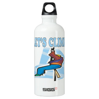 Lets Climb 2 SIGG Traveler 0.6L Water Bottle
