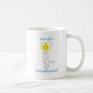 ¡Lets consigue metafísico Taza De Café