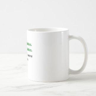 Lets Cook Babies Commas Save Lives Classic White Coffee Mug