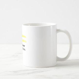 Lets Cook Babies Grammar Saves Lives Classic White Coffee Mug