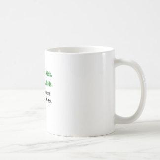 Lets Cook Kids Grammar Saves Lives Classic White Coffee Mug