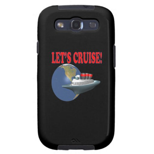 Lets Cruise 2 Samsung Galaxy SIII Covers