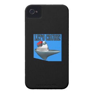 Lets Cruise iPhone 4 Case