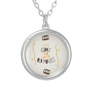 Let's Cuddle Personalized Necklace