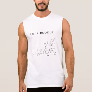 Let's cuddle! Oxytocin Sleeveless Shirt