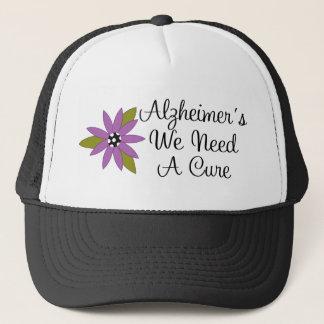Let's Cure Alzheimer's Cap