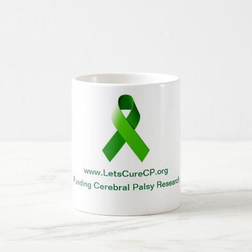 Let's Cure CP Mug