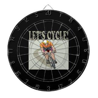 Lets Cycle Dart Board