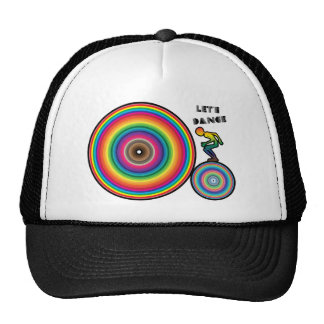Lets Dance Cool Wear and Gift Trucker Hat