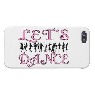 Let's Dance Dancing Couples Case For iPhone SE/5/5s