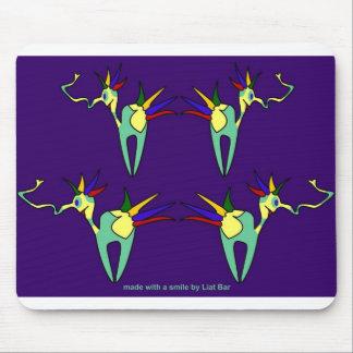 Lets dance mouse pad