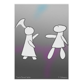 Let's Dance Print