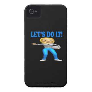 Lets Do It iPhone 4 Cover
