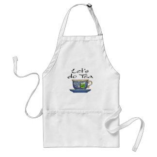 Let's do Tea - 003 Adult Apron