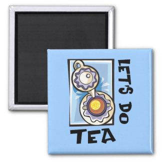 Let's Do Tea Magnet