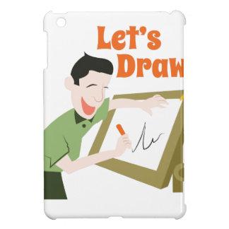 Let's Draw iPad Mini Cases
