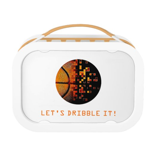 LET'S DRIBBLE IT! YUBO LUNCH BOX