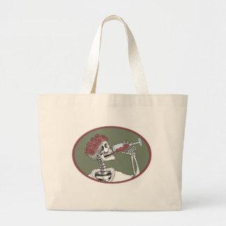 lets drink jumbo tote bag
