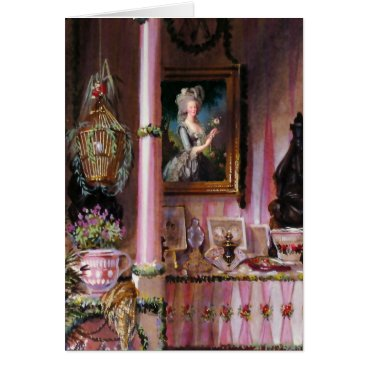 galleriaofart Let's Eat Cake Marie Antoinette 4 ~ Card