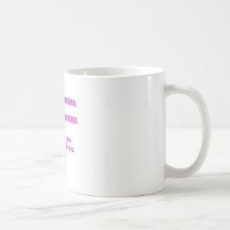 Lets Eat Grandma Commas Save Lives Classic White Coffee Mug