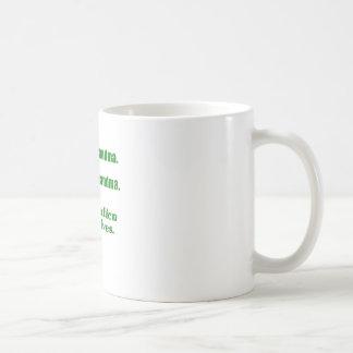 Let's Eat Grandma Classic White Coffee Mug
