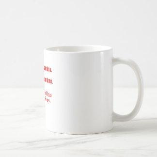 Let's Eat Grandma Punctuation Saves Lives Classic White Coffee Mug