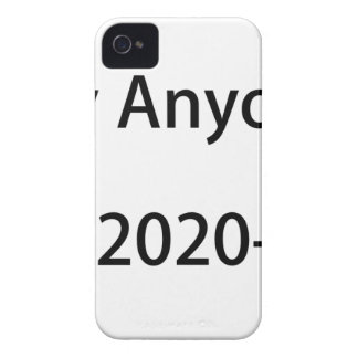 Lets Elect Anyone Else in 2020 Case-Mate iPhone 4 Case