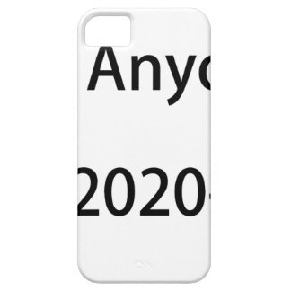 Lets Elect Anyone Else in 2020 iPhone SE/5/5s Case