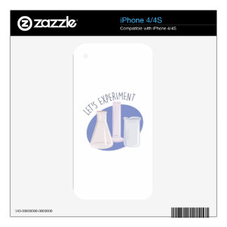 Lets Experiment Decals For iPhone 4S