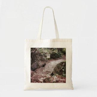"""""""Let's Explore Okinawa"""" Yamada Stone Bridge Tote Bag"""