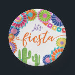 "Let&#39;s fiesta Paper Plates Mexican Cactus shower<br><div class=""desc"">♥ A perfect addition to your party! Let&#39;s fiesta theme.</div>"