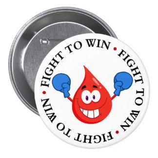 Let's Fight Diabetes Button