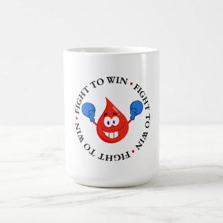 Let's Fight Diabetes Coffee Mug